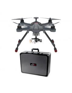Dron Scout x4 z walizką