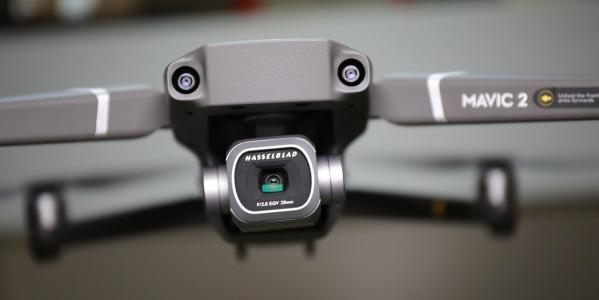 Jak filmować dronem?