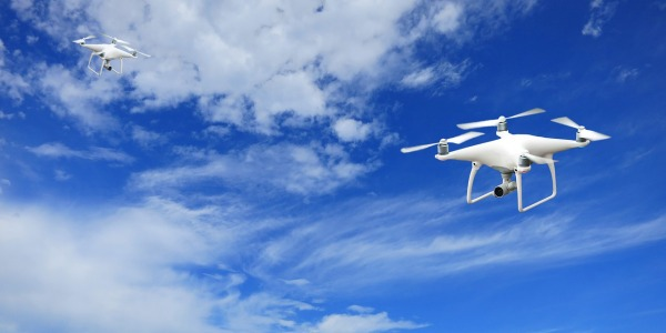 Jak wysoko można latać dronem?